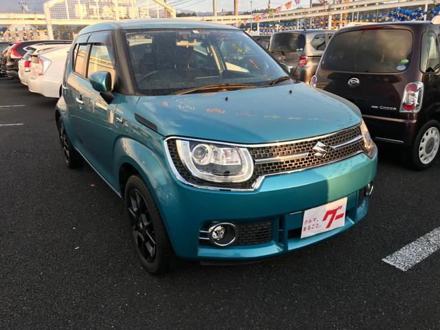 「スズキ」「イグニス」「SUV・クロカン」「鹿児島県」の中古車3