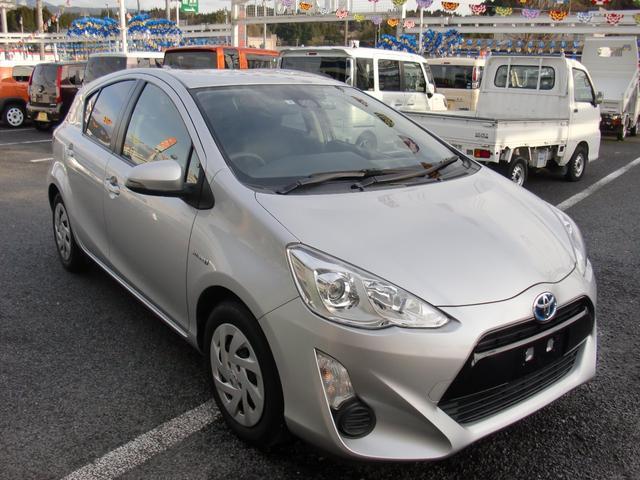 「トヨタ」「アクア」「コンパクトカー」「鹿児島県」の中古車6