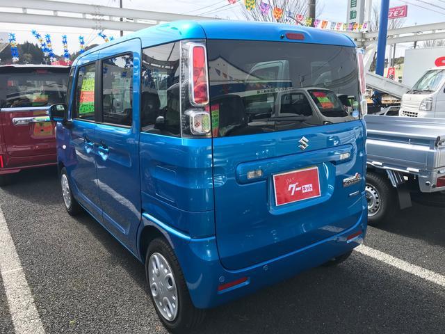 「スズキ」「スペーシア」「コンパクトカー」「鹿児島県」の中古車12