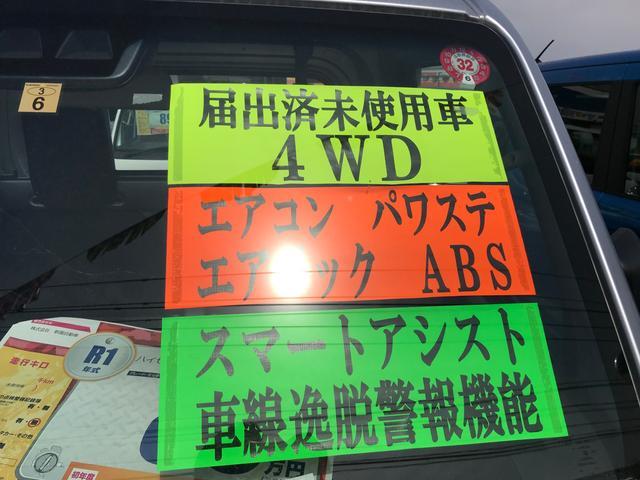 スタンダードSAIIIt 4WD エアコン パワステ(5枚目)