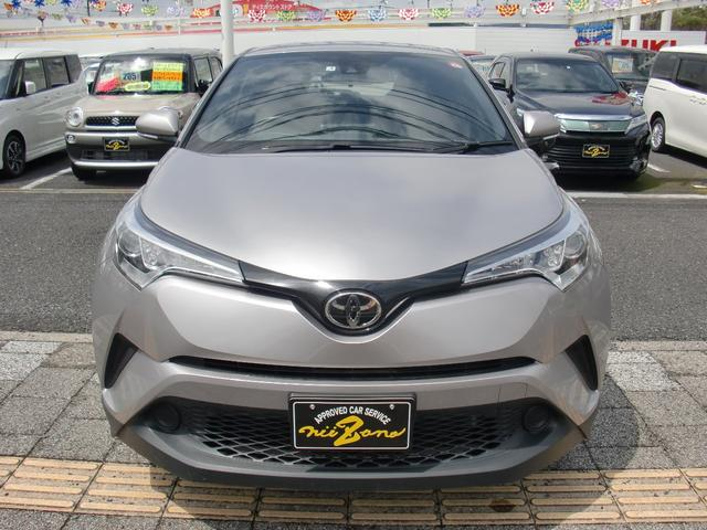 「トヨタ」「C-HR」「SUV・クロカン」「鹿児島県」の中古車2