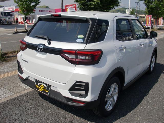 「トヨタ」「ライズ」「SUV・クロカン」「鹿児島県」の中古車7