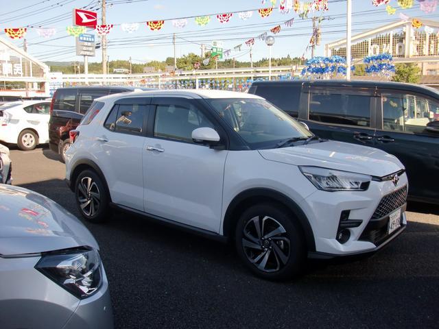 「トヨタ」「ライズ」「SUV・クロカン」「鹿児島県」の中古車4