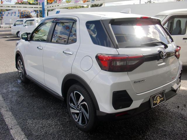 「トヨタ」「ライズ」「SUV・クロカン」「鹿児島県」の中古車8