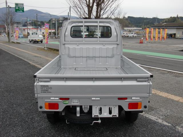 DX エアコン パワーステアリング 運転席エアバック 4WD(3枚目)