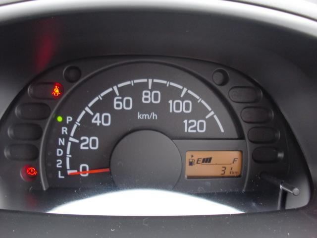 DX エアコン パワーステアリング 運転席エアバック 4WD(9枚目)