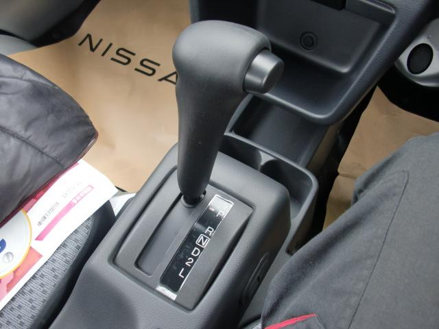 DX エアコン パワーステアリング 運転席エアバック 4WD(12枚目)