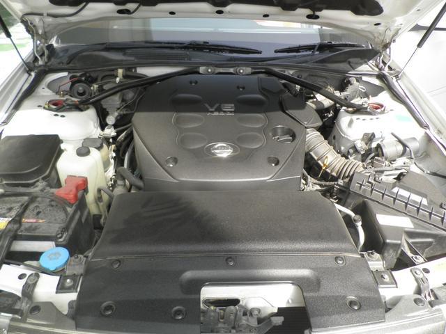 グランツーリスモ300SV ナビED II Largus車高調 VOSSEN20インチアルミホイール 社外2本出しマフラーオレンジ/ホワイトシートカバー(25枚目)