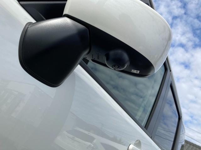登録済未使用車 衝突被害軽減ブレーキサポート 新品ナビ アラウンドビューモニター オートライト エンジンプッシュスタート 左側電動スライドドア(7枚目)