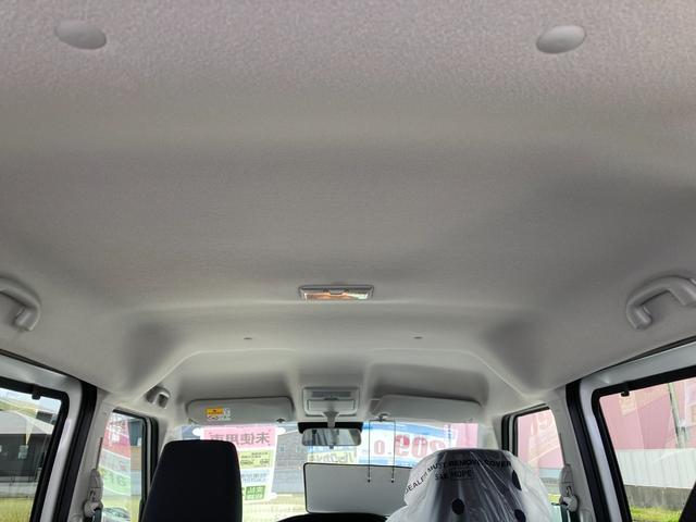 登録済未使用車 衝突被害軽減ブレーキサポート 新品ナビ アラウンドビューモニター オートライト エンジンプッシュスタート 左側電動スライドドア(18枚目)