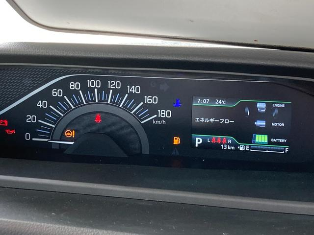 登録済未使用車 衝突被害軽減ブレーキサポート 新品ナビ アラウンドビューモニター オートライト エンジンプッシュスタート 左側電動スライドドア(27枚目)