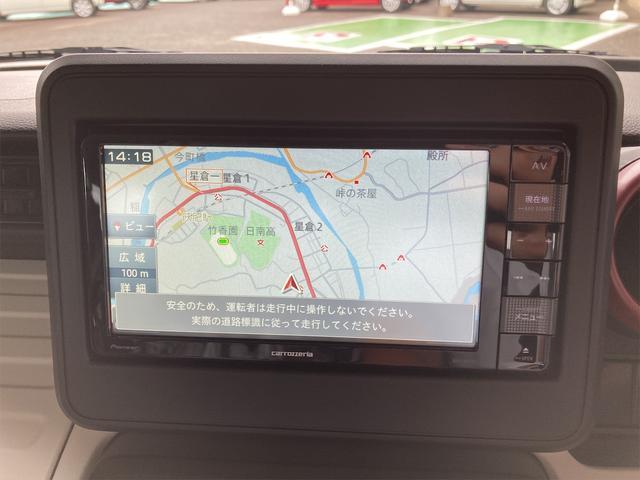 ハイブリッドG 届出済未使用車 ナビ 衝突被害軽減システム アーバンブラウンパールメタリック AC 修復歴無 両側スライドドア 4名乗り 記録簿 オーディオ付 DVD スマートキー PS(8枚目)