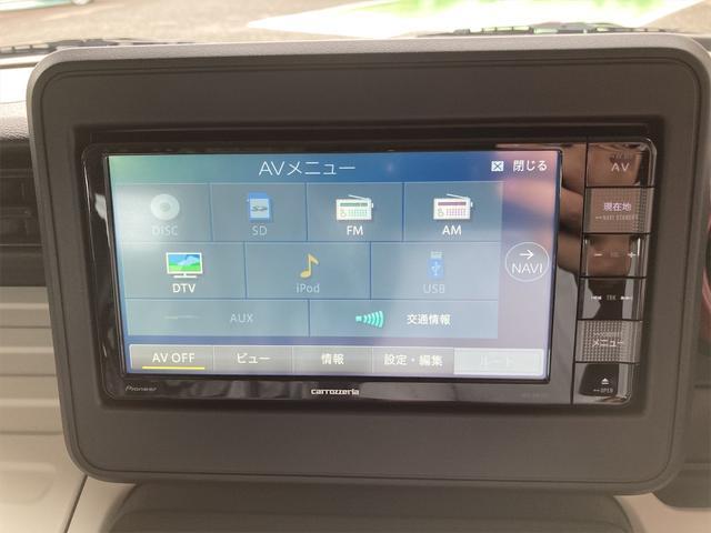 ハイブリッドG 届出済未使用車 ナビ 衝突被害軽減システム アーバンブラウンパールメタリック AC 修復歴無 両側スライドドア 4名乗り 記録簿 オーディオ付 DVD スマートキー PS(9枚目)