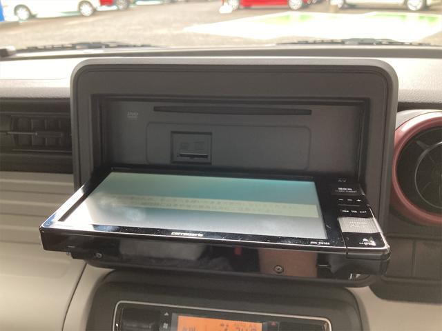 ハイブリッドG 届出済未使用車 ナビ 衝突被害軽減システム アーバンブラウンパールメタリック AC 修復歴無 両側スライドドア 4名乗り 記録簿 オーディオ付 DVD スマートキー PS(10枚目)