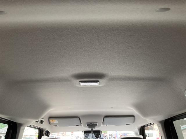 ハイブリッドG 届出済未使用車 ナビ 衝突被害軽減システム アーバンブラウンパールメタリック AC 修復歴無 両側スライドドア 4名乗り 記録簿 オーディオ付 DVD スマートキー PS(35枚目)