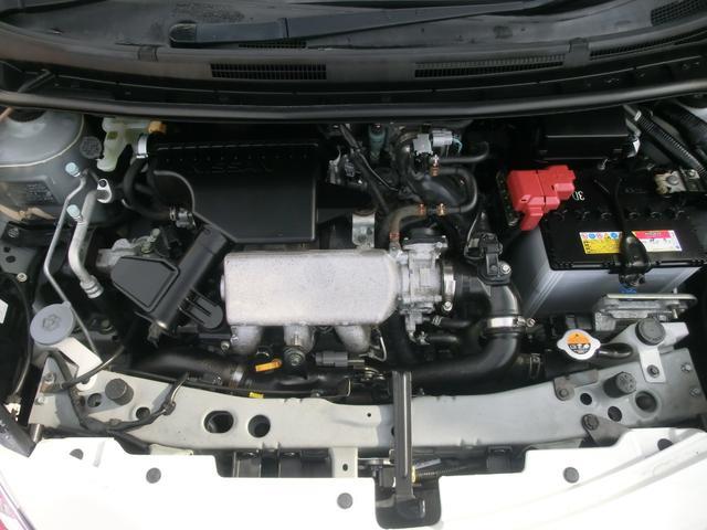 HR12DDRエンジンは1200ccのスーパーチャージャー搭載でパワフルなのに低燃費●修復歴がありますが走行に支障ありませんしきちんと直ってます。是非一度ご来店頂き実際にご覧くださいませ