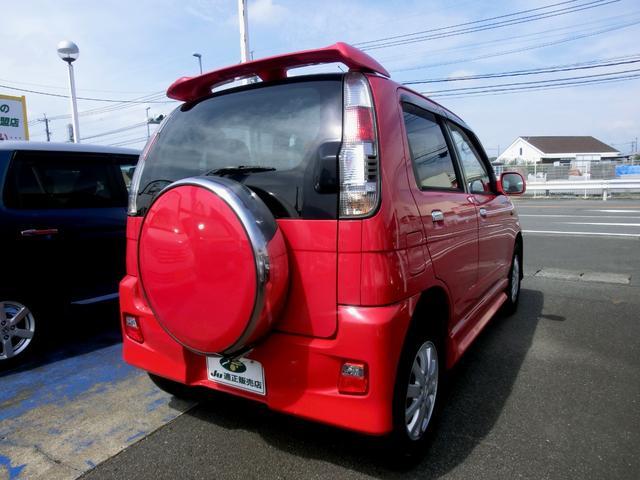 カスタムL 4WDターボ 5速マニュアル DVD デフロック(5枚目)