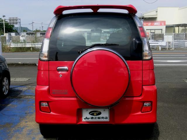 カスタムL 4WDターボ 5速マニュアル DVD デフロック(6枚目)