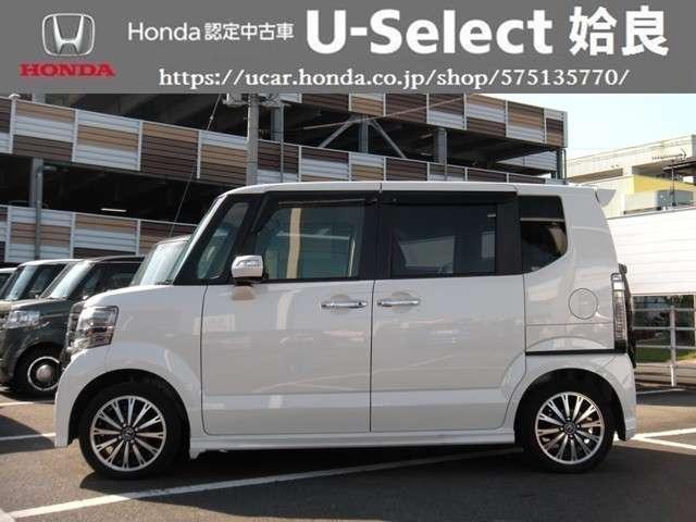 「ホンダ」「N-BOX」「コンパクトカー」「鹿児島県」の中古車7