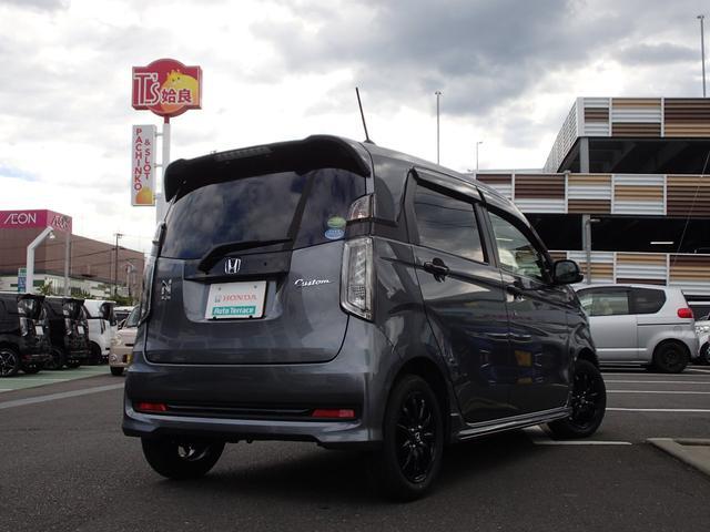 「ホンダ」「N-WGNカスタム」「コンパクトカー」「鹿児島県」の中古車2