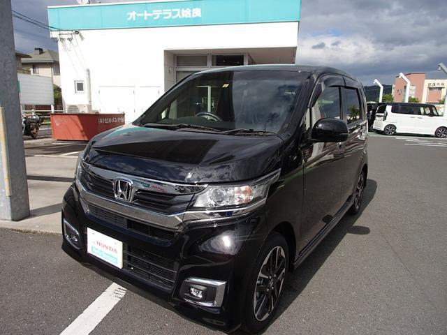 「ホンダ」「N-WGNカスタム」「コンパクトカー」「鹿児島県」の中古車24