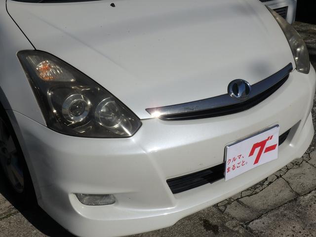 トヨタ ウィッシュ X エアロスポーツパッケージ HDDナビ TV キーレス