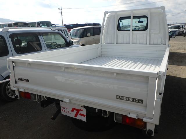 マツダ ボンゴトラック 5MT エアコン パワステ エアバッグ