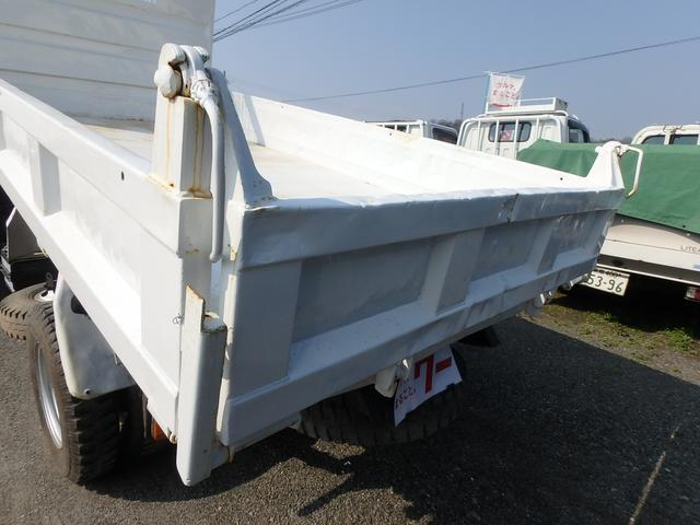 三菱ふそう キャンター ダンプ フル装備 5MT ディーゼル