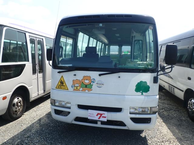 日産 シビリアンバス 幼児バス オートマ バックカメラ