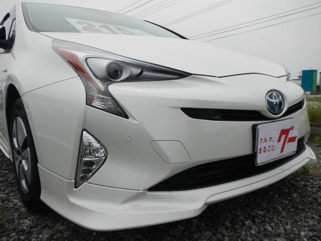 「トヨタ」「プリウス」「セダン」「熊本県」の中古車4