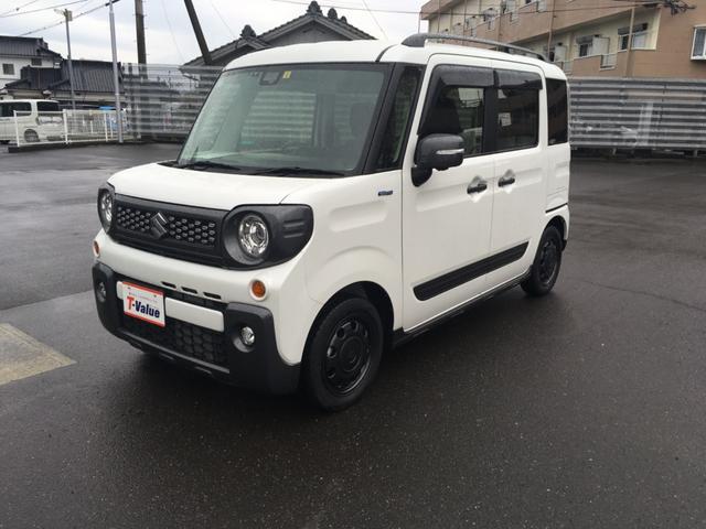 「スズキ」「スペーシアギア」「コンパクトカー」「鹿児島県」の中古車7