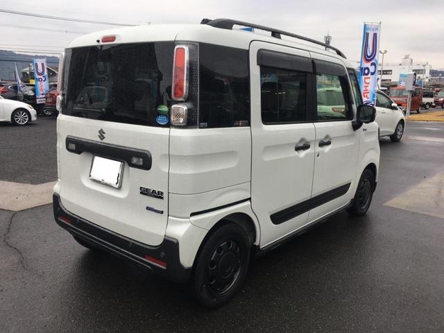 「スズキ」「スペーシアギア」「コンパクトカー」「鹿児島県」の中古車8