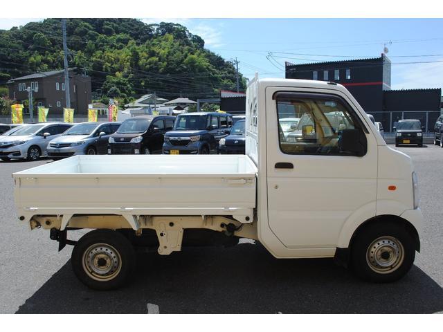 ダンプ グー鑑定車 MT5速 4WD エアコン パワステ(4枚目)