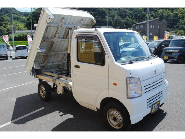 ダンプ グー鑑定車 MT5速 4WD エアコン パワステ(20枚目)