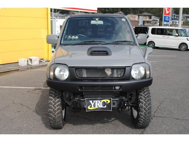 XC リフトアップ車 パートタイム4WD 高低二段切替式(2枚目)