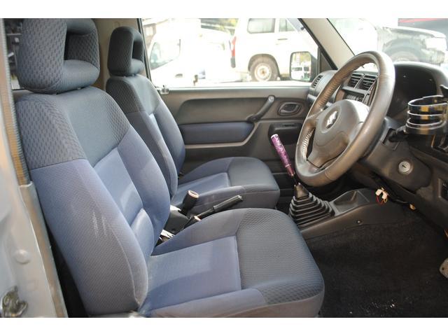XC リフトアップ車 パートタイム4WD 高低二段切替式(13枚目)
