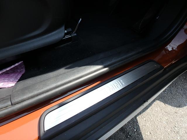 クーパーD クロスオーバー 2WD ディーゼルターボ LED(17枚目)