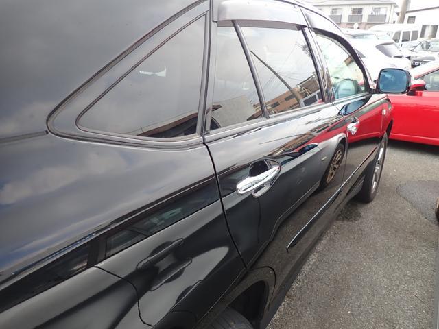 「トヨタ」「ハリアー」「SUV・クロカン」「熊本県」の中古車16