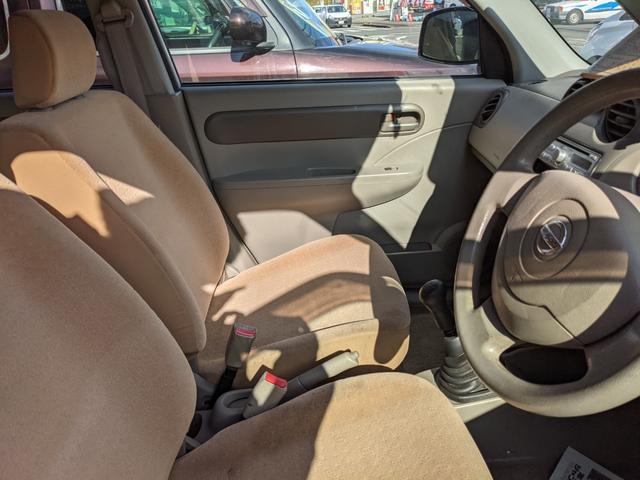S 5速マニュアル車 CD 電動格納ミラー ABS(23枚目)