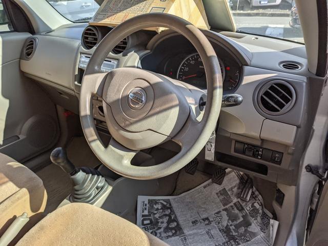 S 5速マニュアル車 CD 電動格納ミラー ABS(25枚目)
