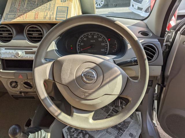 S 5速マニュアル車 CD 電動格納ミラー ABS(28枚目)