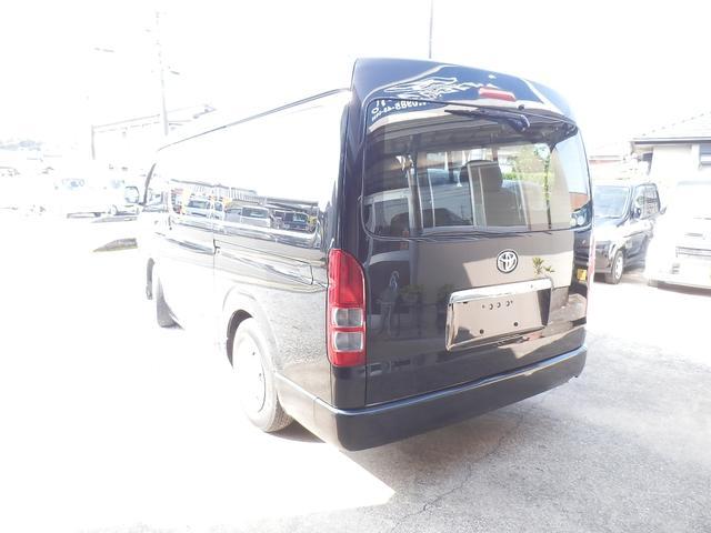 「トヨタ」「ハイエース」「ミニバン・ワンボックス」「宮崎県」の中古車9