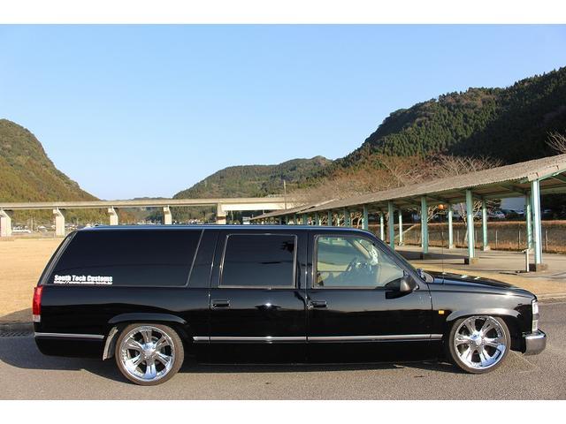「シボレー」「シボレー サバーバン」「SUV・クロカン」「鹿児島県」の中古車9