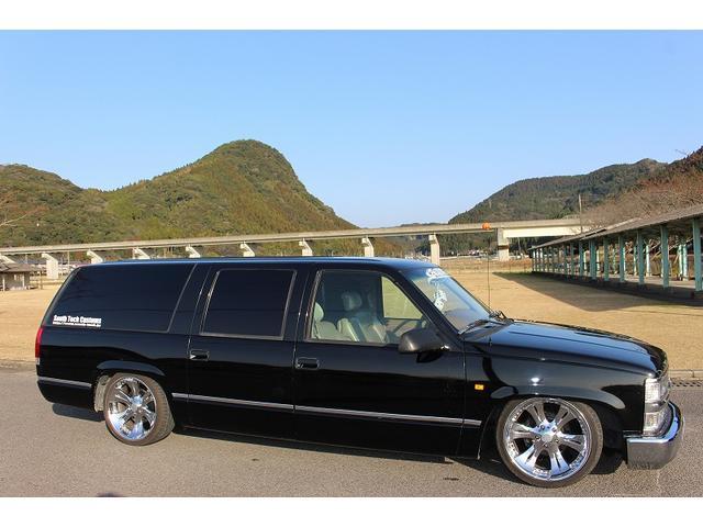 「シボレー」「シボレー サバーバン」「SUV・クロカン」「鹿児島県」の中古車10