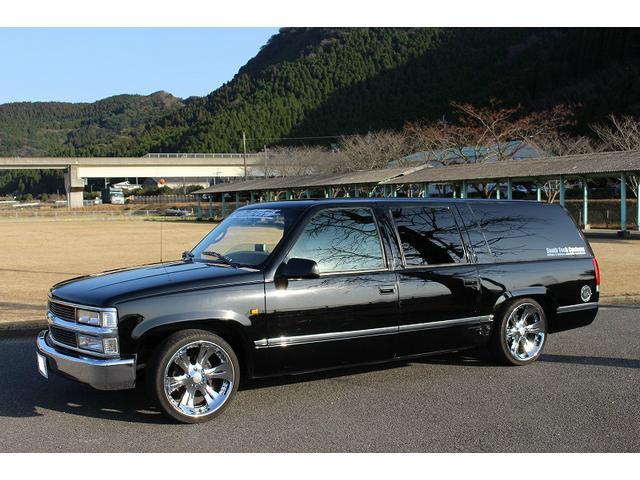 「シボレー」「シボレー サバーバン」「SUV・クロカン」「鹿児島県」の中古車49