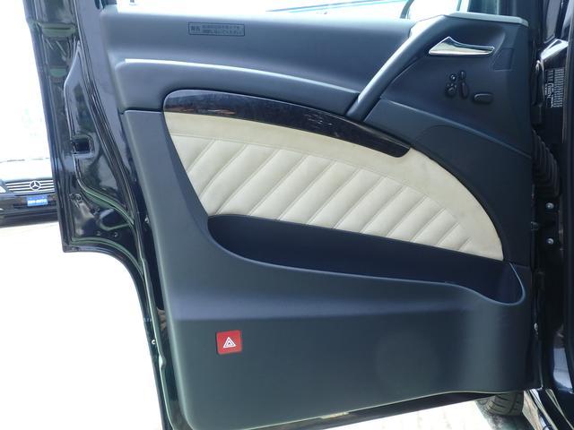 メルセデス・ベンツ M・ベンツ V350 エクスクルーシブ 両側パワースライド ナビ TV