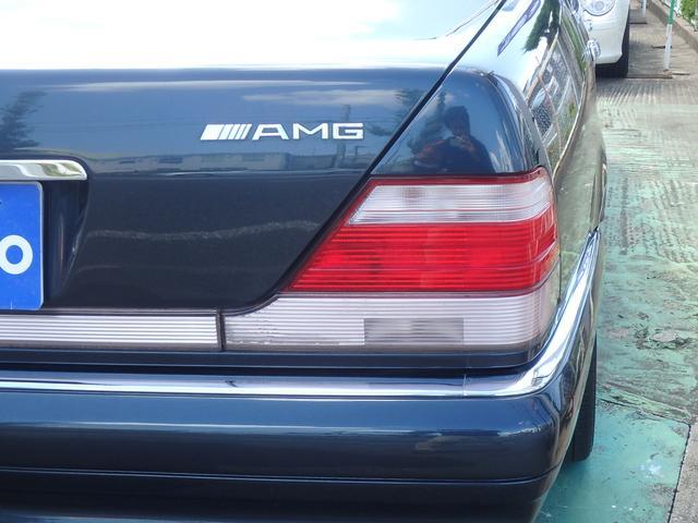メルセデス・ベンツ M・ベンツ S600L ディーラー車 ロング ファイナルモデル