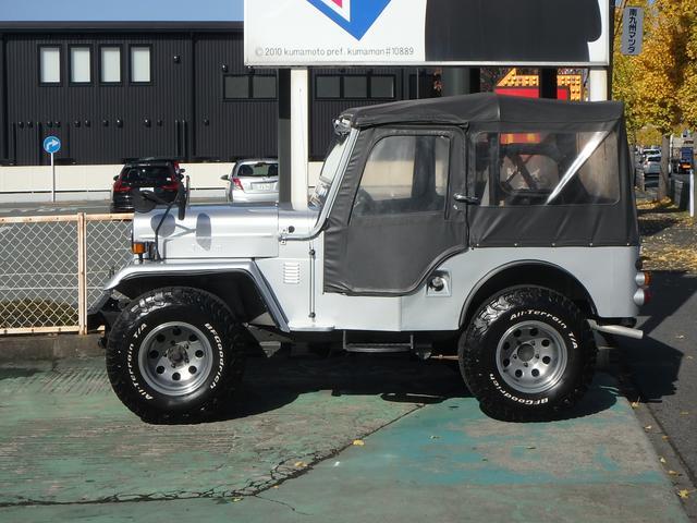 ディーゼルターボ 4WD 純正ホイール有/幌付き(6枚目)
