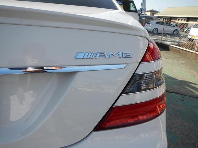 S350 S65AMGエアロ ディーラー車 20インチAW AMGマフラー 本革電動シート サンルーフ 純正ナビ バックカメラ シートヒーター ETC 障害物センサー(19枚目)