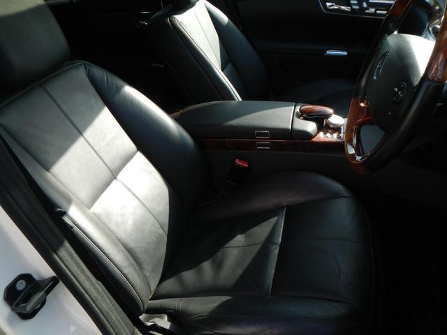 S350 S65AMGエアロ ディーラー車 20インチAW AMGマフラー 本革電動シート サンルーフ 純正ナビ バックカメラ シートヒーター ETC 障害物センサー(21枚目)